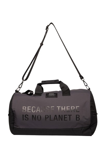 Ecoalf: Modell 'Montana Weekend Bag - Caviar'