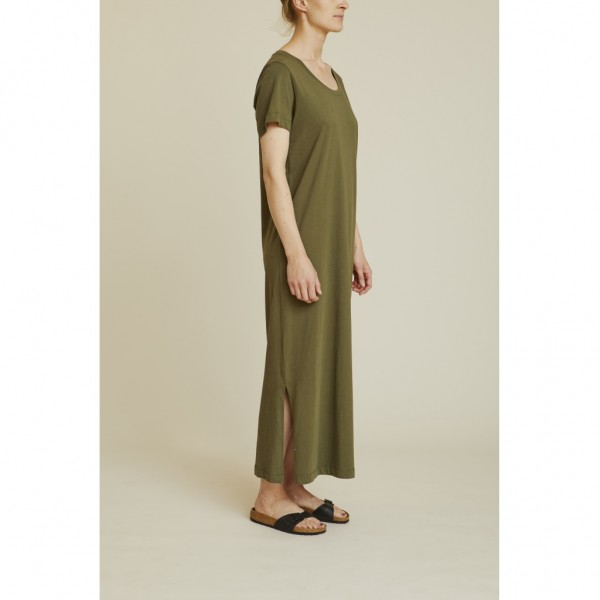 Basic Apparel: Modell 'Rebekka Dress - Army'