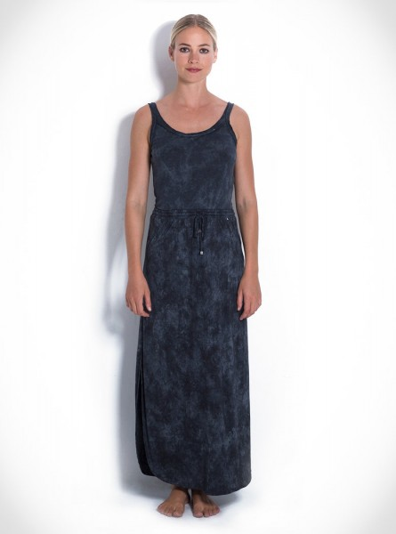 Buddha Wear: Modell 'Paige Skirt - Shades of Grey'