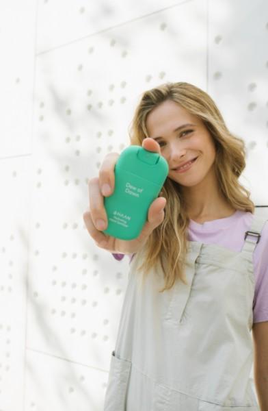 HAAN: Modell 'Handdesinfektion Pocket - Dew of Dawn'