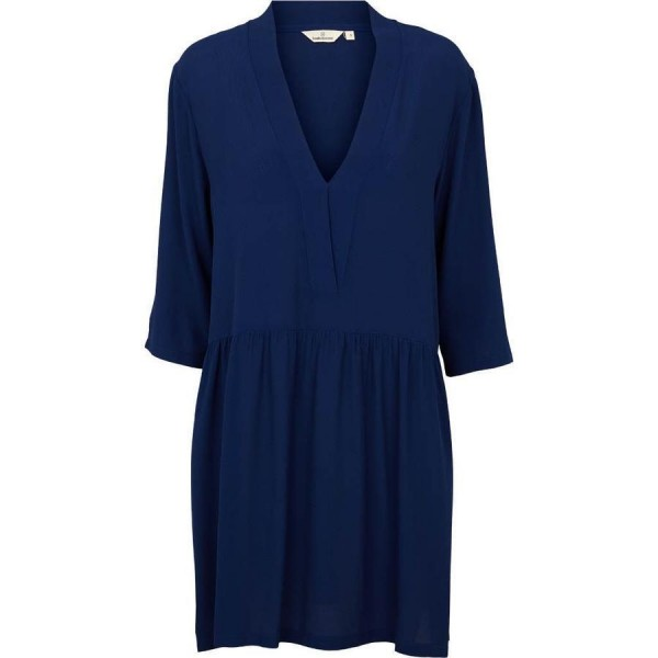 Tyra Dress - Navy