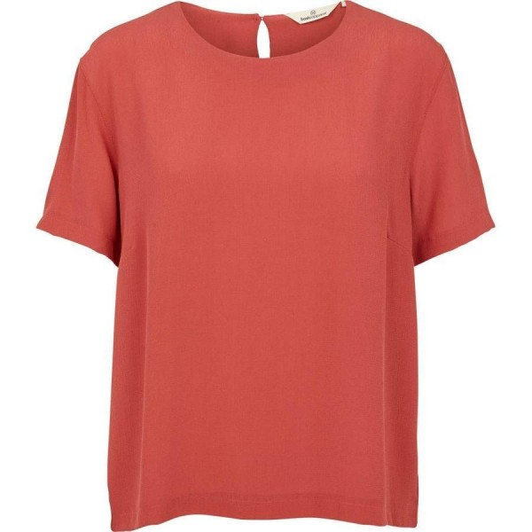 Tyra Top - Mineral Red