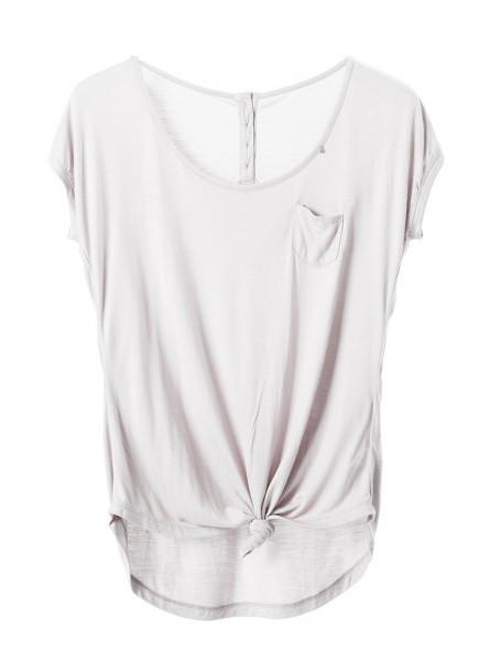 Buddha Wear: Modell 'Marlene Shirt - Shell'