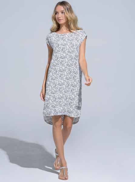 Lesly Mini Dress - Bamboo