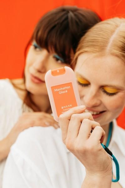 HAAN: Modell 'Handdesinfektion Pocket - Manhattan Glace'