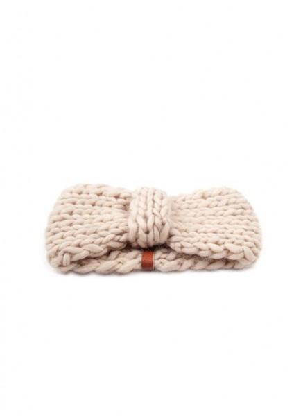 Granny's Finest: Modell 'Babs Stirnband - Sand'