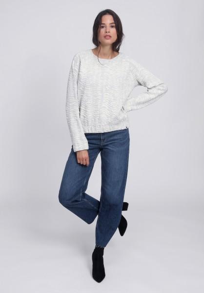 Lovjoi: Modell 'Dimma Sweater - Ecru'