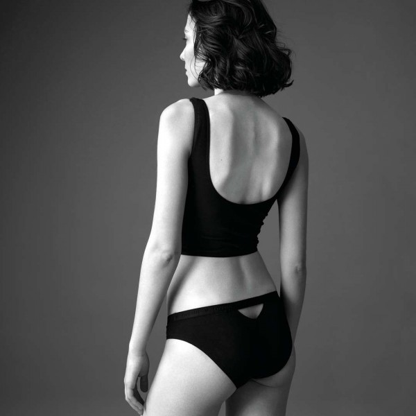 Lovjoi: Modell 'Holly Fern Daybra - Black'