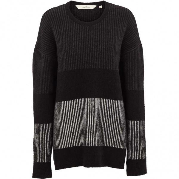 Basic Apparel: Modell 'Janis Sweater - Black'