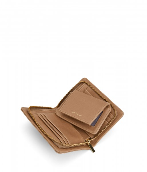 Matt & Nat: Modell 'Webber Small Wallet Dwell - Chili'