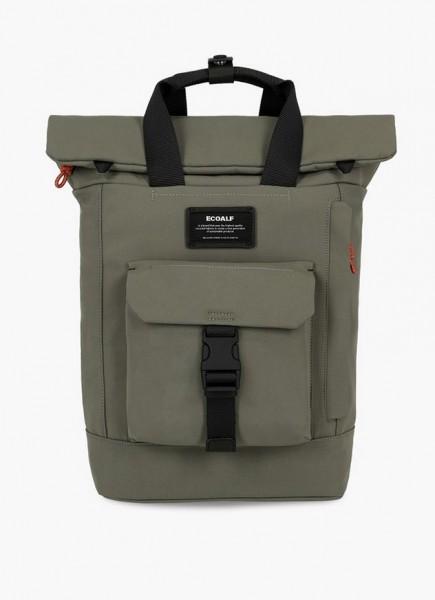Ecoalf: Modell 'Berlin Backpack - Khaki'