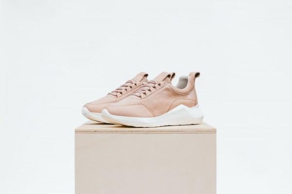 Jutelaune: Modell 'City Sneakers - Nude'