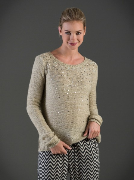 Avery Pullover - Pearl