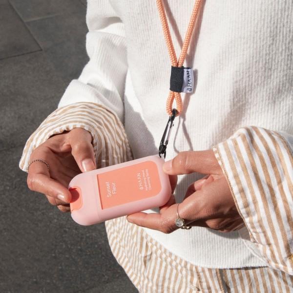 HAAN: Modell 'Handdesinfektion Pocket - Sunset Fleur'