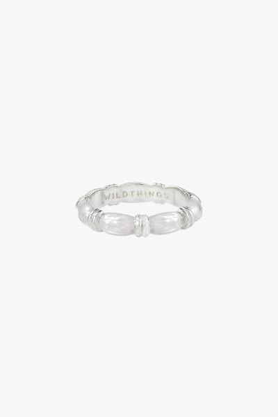 Wildthings: Modell 'True Treasure Pinky Ring Silver'