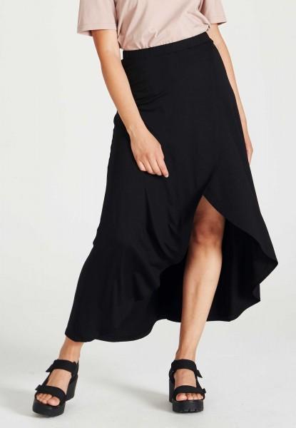 Givn: Modell 'Antonia Skirt - Black (Tencel)'