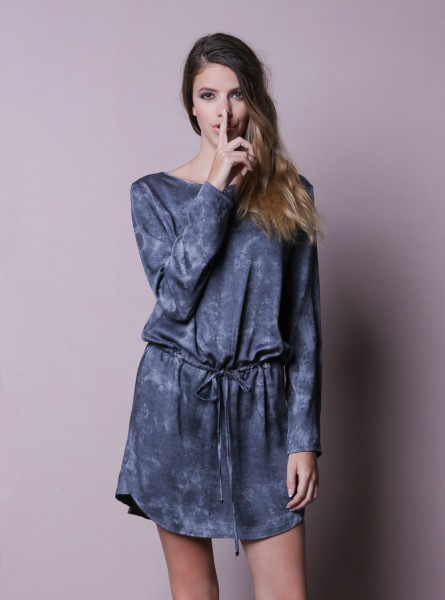 Kimber Dress - Shades of Grey