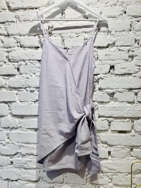 Imke Dress - Light Grey