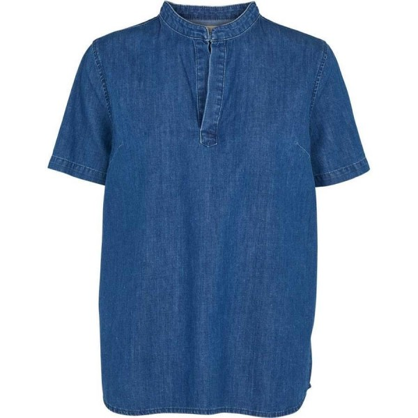 Ginger Shirt - Denim Blue
