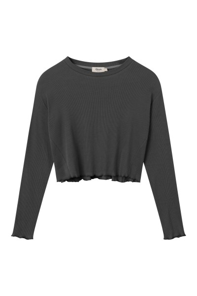 Givn: Modell 'Tine Sweater - Shadow Grey'