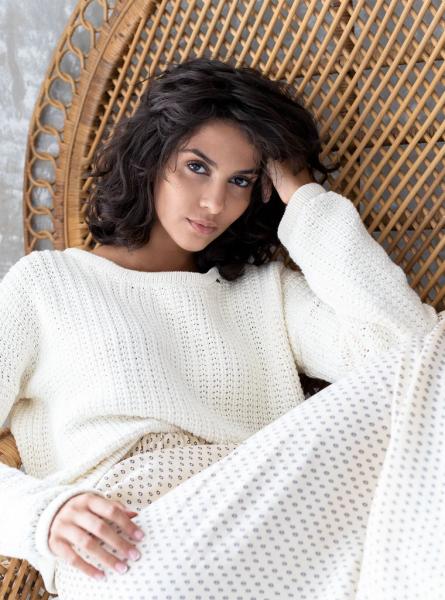 Buddha Wear: Modell 'Nalu Pullover - Shell'