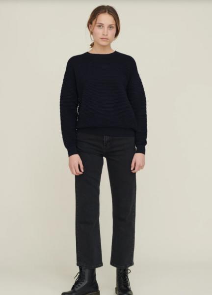 Basic Apparel: Modell 'Ellen Jeans - Black'