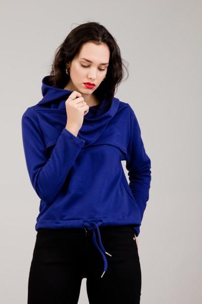 Sweater Kungla - Electric Blue
