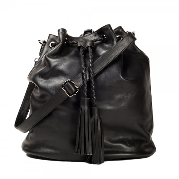 The Statement Thing: Modell 'Bagpack Statement 2.0 - Black'