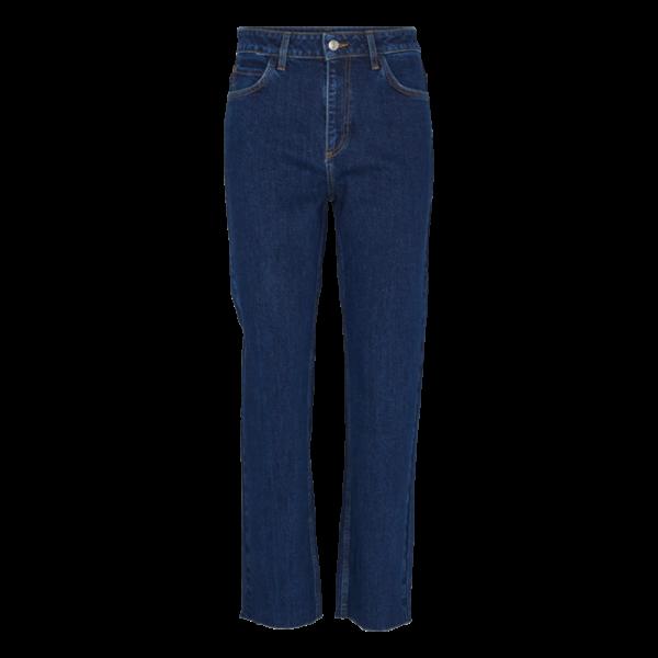 Basic Apparel: Modell 'Emmy Jeans - Darker Denim'