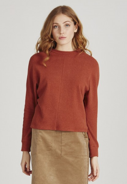 Givn: Modell 'Wilma Sweater - Copper'