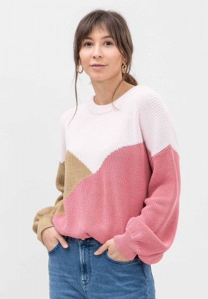 Lovjoi: Modell 'Pullover Niana - Mellow Arches'
