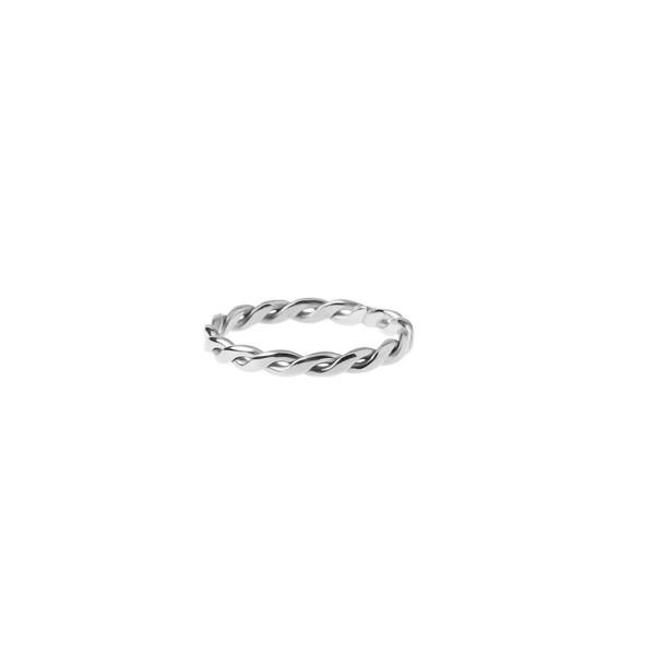 Volume Single Ring - Silver