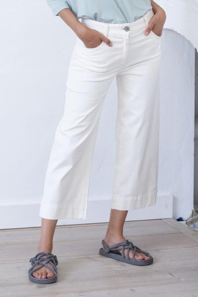 Suite 13: Modell 'Bile Pants - Natural Color'