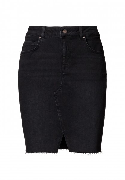 Lovjoi: Modell 'Skirt Celandine Denim - Black'