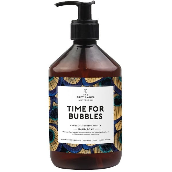 The Gift Label: Modell 'Handsoap - Time For Bubbles'