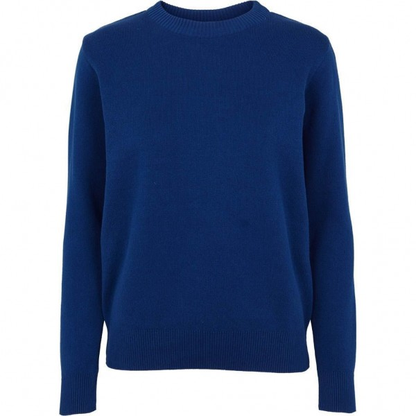 Basic Apparel: Modell 'Uma Sweater - Navy'