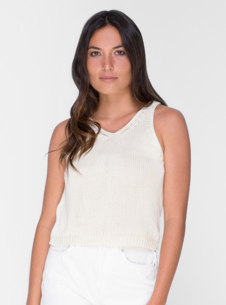 Buddha Wear: Modell 'Aleandra Singlet - Shell'