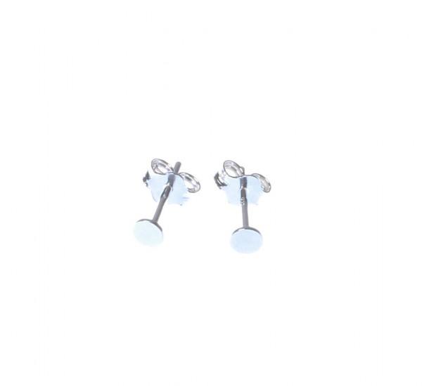 epic: Modell 'Ear Studs Dot - Silver'