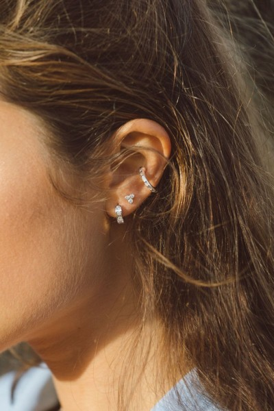 Wildthings: Modell 'Multi shine stud silver'
