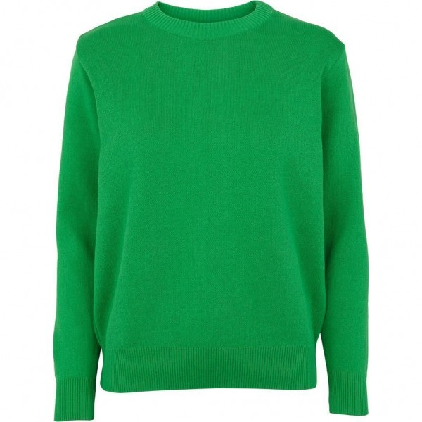 Basic Apparel: Modell 'Uma Sweater - Green'