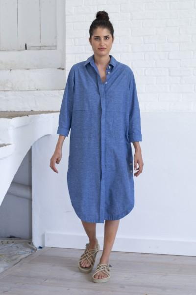 Suite 13: Modell 'Adiela Dress - Blue'
