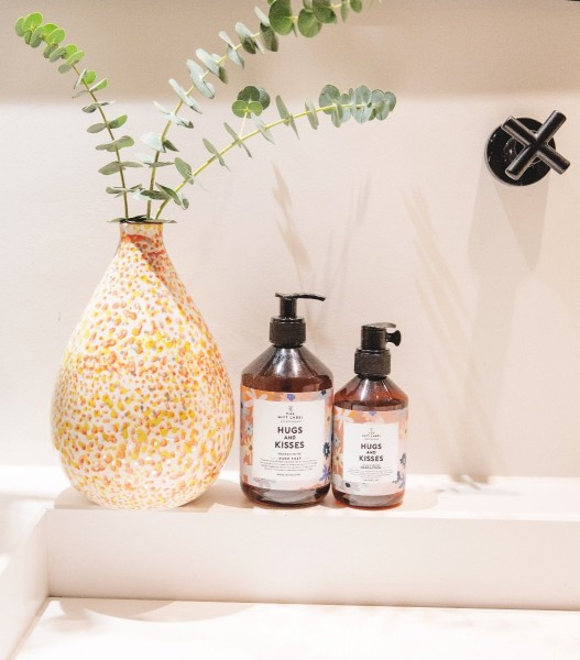The Gift Label: Modell 'Handsoap - Hugs and kisses'
