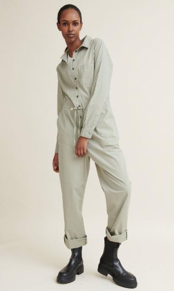 Basic Apparel: Modell 'Vilde Jumpsuit - Dried sage'