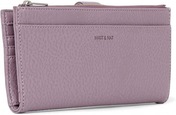 Matt & Nat: Modell 'Motiv Small Dwell Wallet - Amethyst'