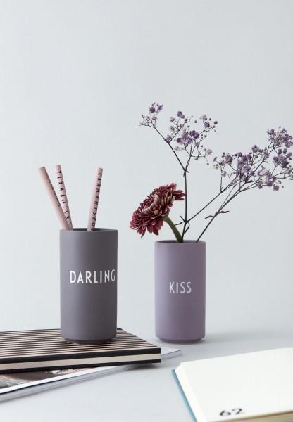 Design Letters: Modell 'Lieblingsvase - KISS'